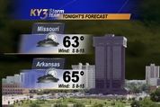 ky3 24 hour forecast