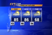KY3 Three Day Outlook